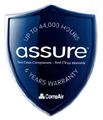 CompAir Assure Warranty