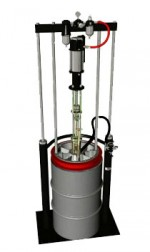 Ingersoll Rand Piston Pump