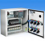 Automotive Control Panels Open