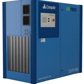 CompAir D37H RS Oil Free Air Compressor