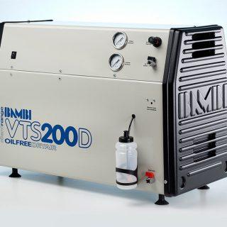 Bambi VTS200D Silent Air Compressor