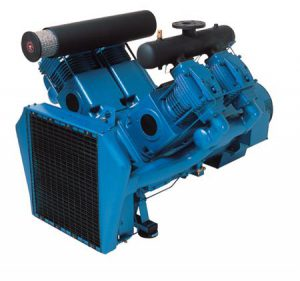 Broomwade V300DA Air Compressor