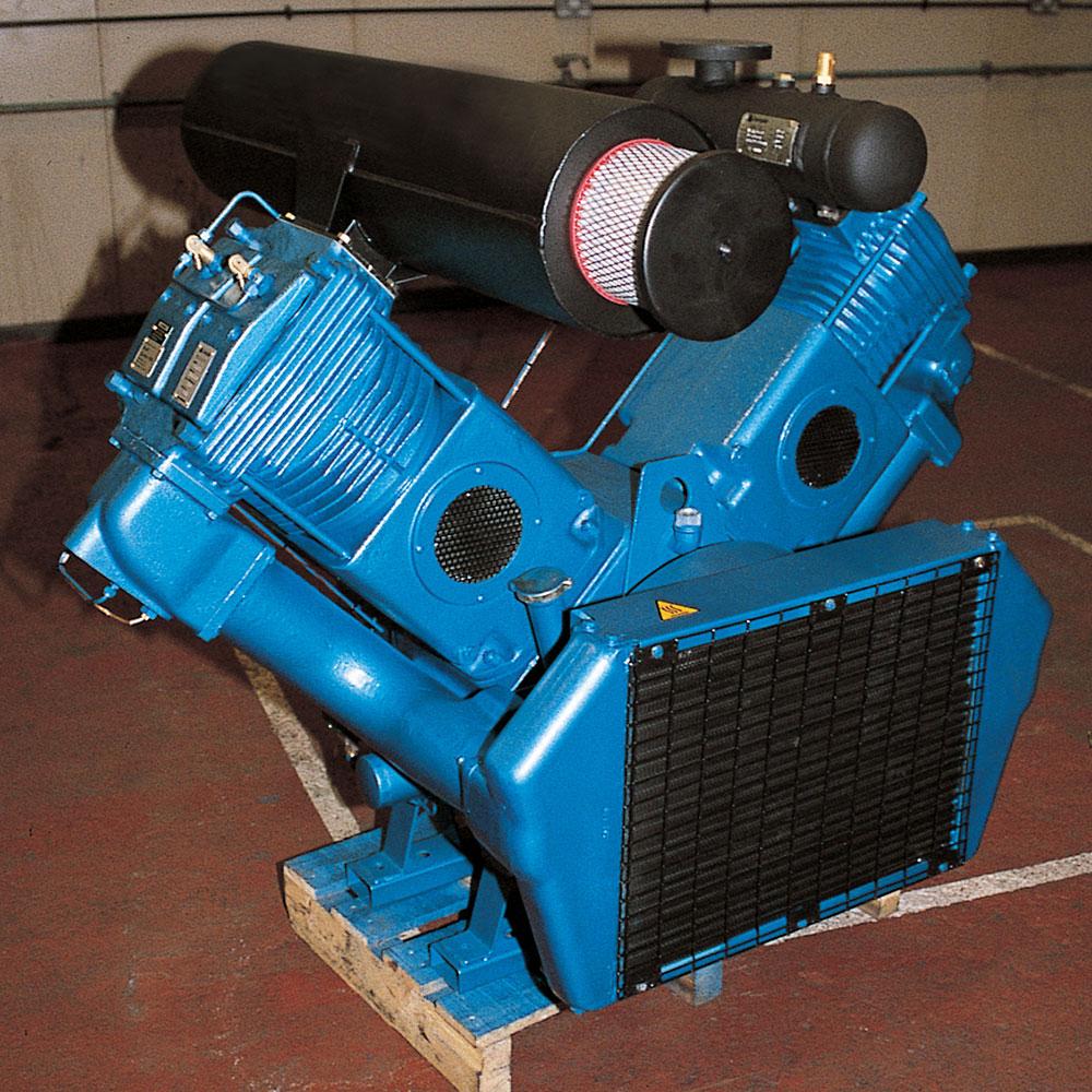 CompAir Reavell V150DA V Compact Air Compressor