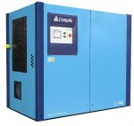 CompAir's new L140 oil-lubricated screw compressors