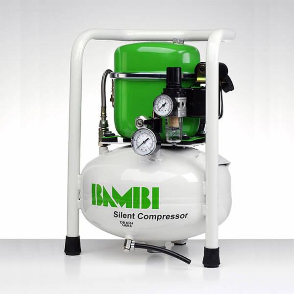 Bambi BB8 Budget Silent Air Compressor