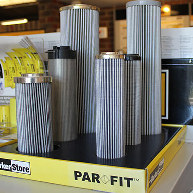 Parker Parfit in store