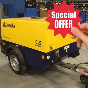 CompAir Portable Special Offers