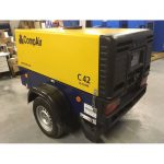 CompAir C42 Portable Compressor