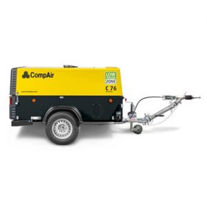 CompAir C76 Portable Compressor