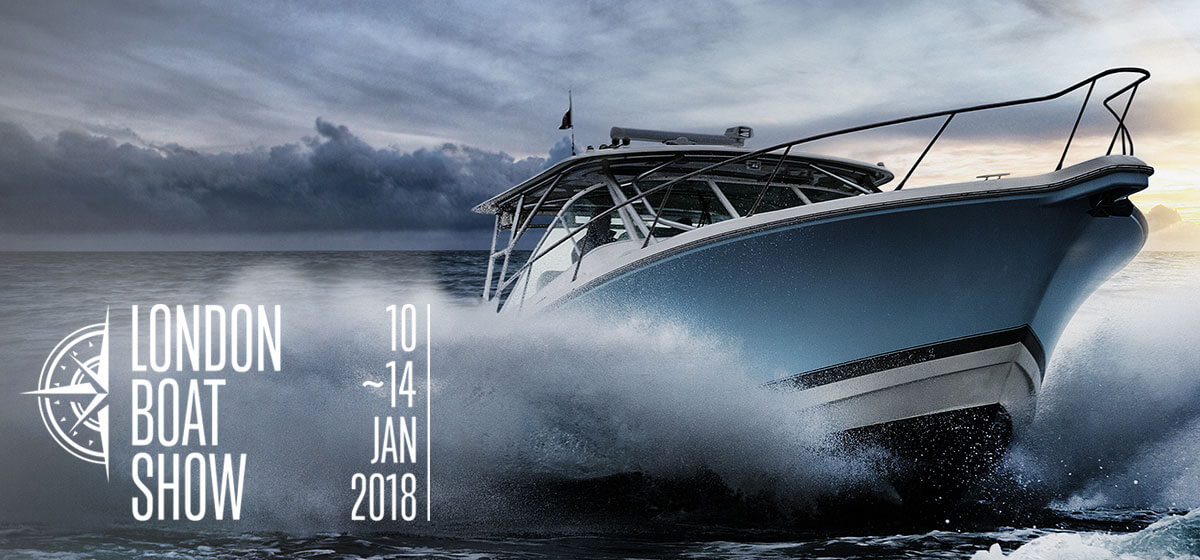 Parker London Boat Show Competition-2018