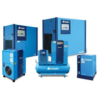 CompAir L Series Compressors