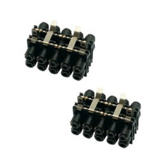 3300 Modular Plug In Connectors for 4mm OD Tube