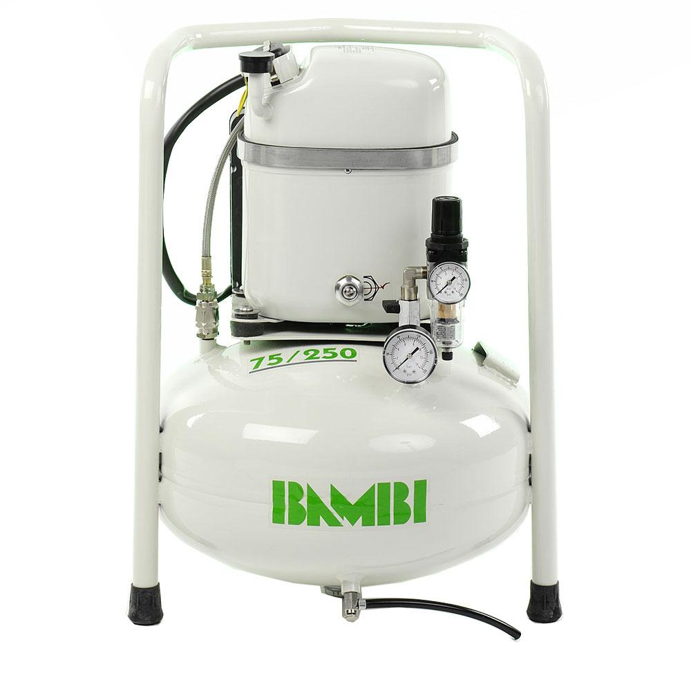 Bambi 75/250V Medical Dental Air Compressor