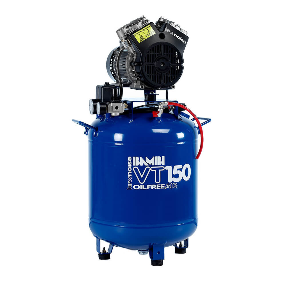 Petroleum Fuel Mail: Bambi VT150 Oil Free Air Compressor