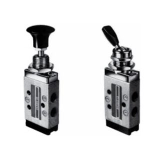Parker Manually Operated Valves