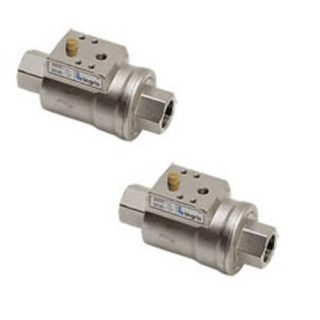 Industrial Piloted Valves
