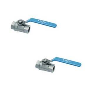 Industrial Stainless Steel Ball Valves
