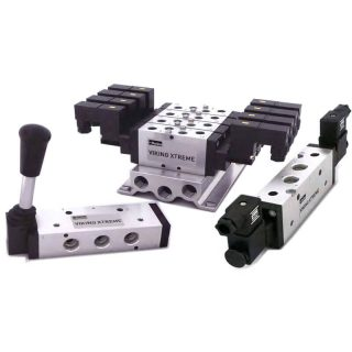 Parker Viking Xtreme Lever Operated Directional Control Valves