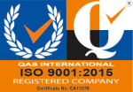 ISO9001:2015 GBQF1045 – J & J Air Systems Ltd