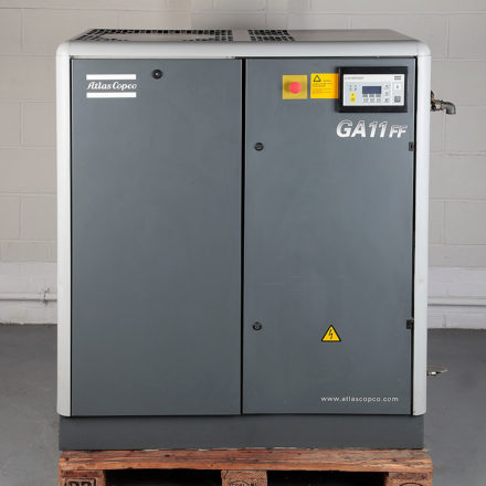 Atlas Copco GA11FF Compressor