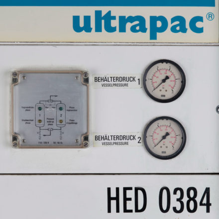 Ultrapac HED0384 Dryer