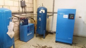 Furniture Manufacturer Compressed Air Upgrade