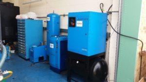 Hydrovane HR07RS Air Compressor