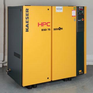 Kaeser HPC BSD 75 Air Compressor