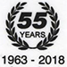 55 Years of service to industry