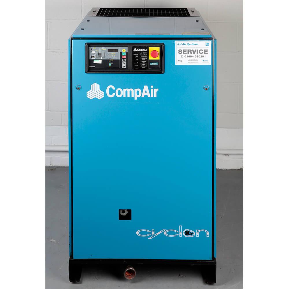 Used CompAir Cyclon 215 Air Compressor