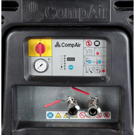 Compair C42 Portable Air Compressor