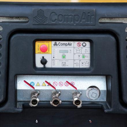 CompAir C76 Portable Air Compressor