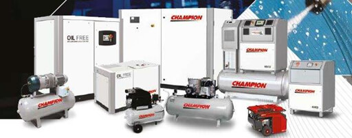 Compair Hydrovane and Champion