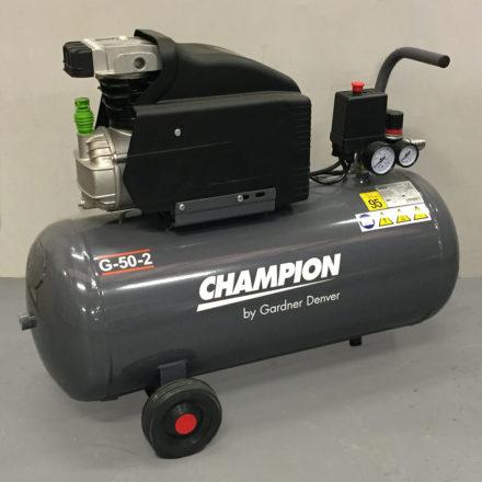 Champion G50-2 Workshop Compressor