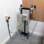 Parker Zander Air Drier Installation