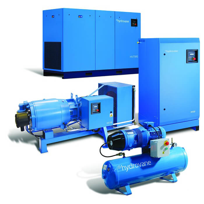 Hydrovane Air Compressors