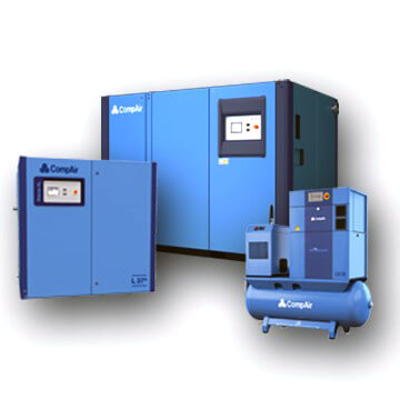 CompAir Industrial Air Compressors