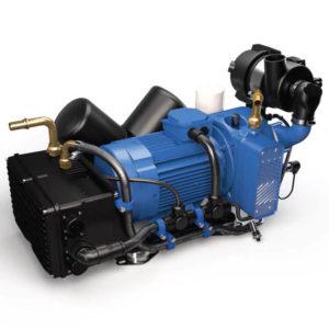Hydrovane Transit Air Compressor