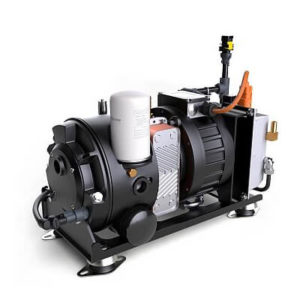 Hydrovane TX02 Transit Compressor