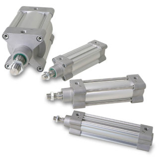 Parker P1F Pneumatic Cylinders