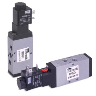 Parker Viking Lite Pneumatic Valves