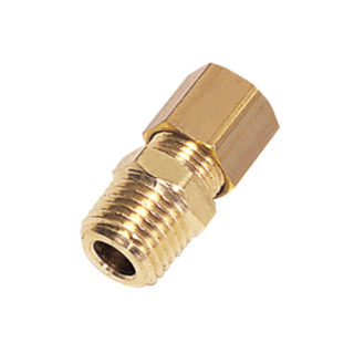 Legris 0105 Brass Stud Fitting