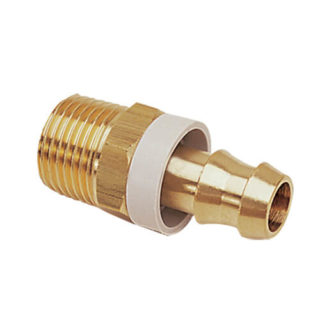 Legris 0134 Self Fastening Barb Connector