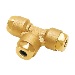 Legris LF6100 Brass Fittings