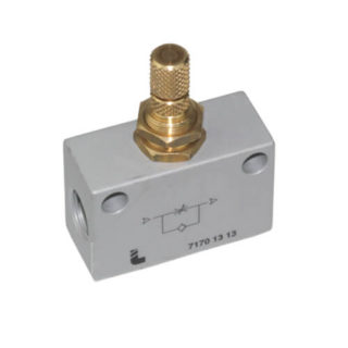 Legris 7170 In-Line Regulator