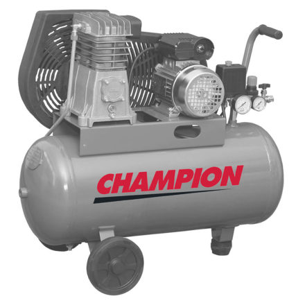 Champion CL28-50-CM2-UK Workshop Air Compressor