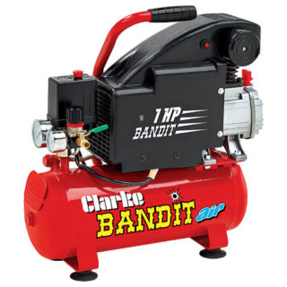 Clarke Bandit 4 Compressor