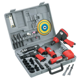 Clarke CAT120 43 Piece Air Tool Kit