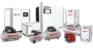Champion Workshop Air Compressors