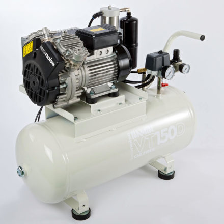 Bambi VTH150D Air Compressor